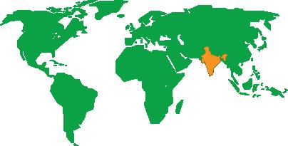 India nel Mondo