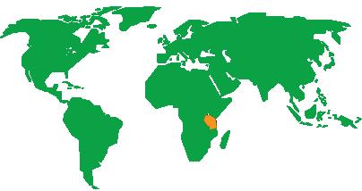 Tanzania nel Mondo